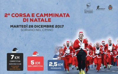 2° Corsa e Camminata di Natale