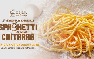 3° Sagra degli spaghetti alla chitarra