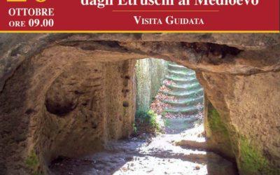 A passeggio nel Tempo Corviano: dagli Etruschi al Medioevo