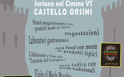 Castello dei Sapori / 20-21 ottobre 2018